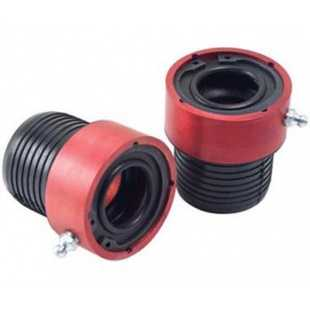 Alloy USA ALY11105 Outer Tube Axle Seal Red