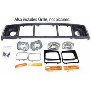 Crown Automotive crown-55054996K Piezas Interiores