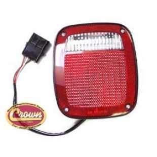 Crown Automotive crown-56018648AC Iluminacion y Espejos