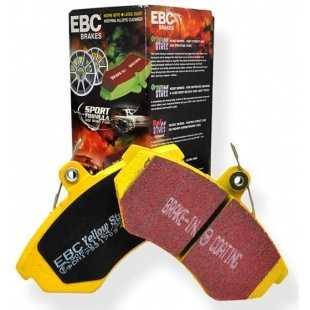 EBCDP4663R Pastillas de freno
