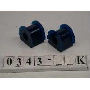 Silentblock poliuretano SuperPro SPF0343-25K